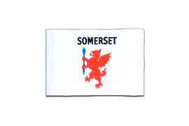 Somerset - Mini Flag 4x6""