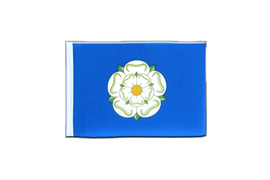 Yorkshire new - Mini Flag 4x6""