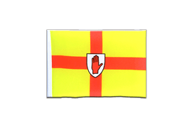 Ulster - Mini Flag 4x6""