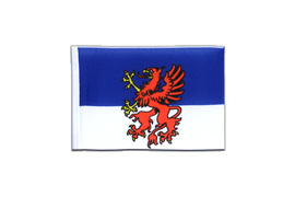 Pomerania - Mini Flag 4x6""