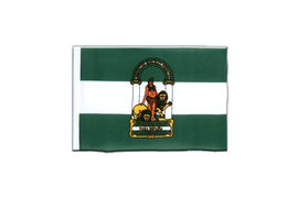 Andalusia - Mini Flag 4x6""