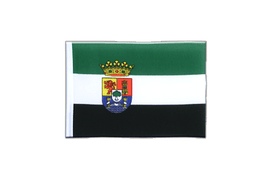 Extremadura - Mini Flag 4x6""
