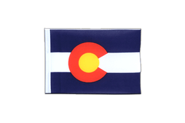 Colorado - Mini Flag 4x6""