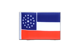 Mini Mississippi unofficial Flag - 4x6""
