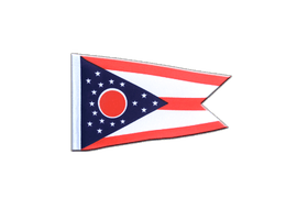 Ohio - Mini Flag 4x6""