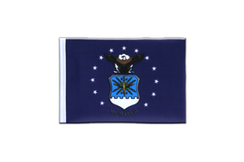 Fanion rectangulaire US Airforce - 10 x 15 cm