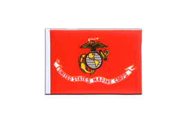 US Marine Corps - Mini Flag 4x6""