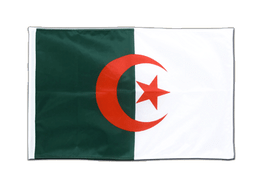 Algeria - Sleeved Flag PRO 2x3 ft