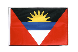 Antigua and Barbuda - Sleeved Flag PRO 2x3 ft