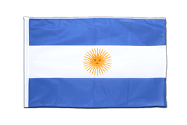 Argentina - Sleeved Flag PRO 2x3 ft