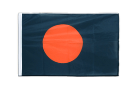 Sleeved Bangladesh Flag PRO - 2x3 ft