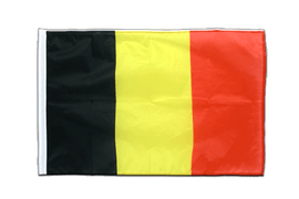 Belgium - Sleeved Flag PRO 2x3 ft