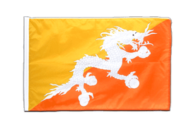 Sleeved Flag PRO Bhutan - 2x3 ft