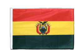 Bolivia - Sleeved Flag PRO 2x3 ft