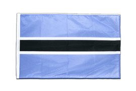 Botswana - Sleeved Flag PRO 2x3 ft