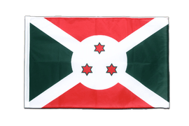 Burundi - Sleeved Flag PRO 2x3 ft