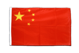 China - Sleeved Flag PRO 2x3 ft