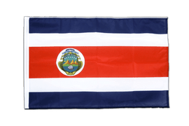 Costa Rica - Sleeved Flag PRO 2x3 ft