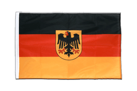 Germany Dienstflagge - Sleeved Flag PRO 2x3 ft