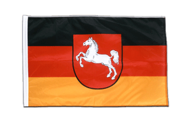 Lower Saxony - Sleeved Flag PRO 2x3 ft