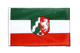 North Rhine-Westphalia - Sleeved Flag PRO 2x3 ft