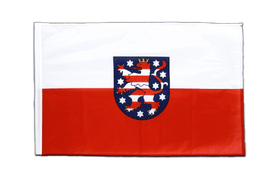Thuringia - Sleeved Flag PRO 2x3 ft