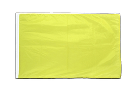 Yellow - Sleeved Flag PRO 2x3 ft