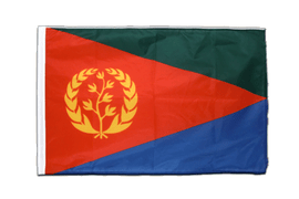 Sleeved Eritrea Flag PRO - 2x3 ft