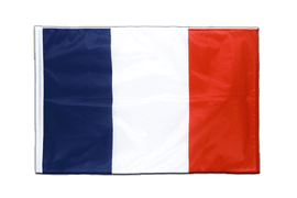 Sleeved France Flag PRO - 2x3 ft
