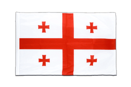 Georgia - Sleeved Flag PRO 2x3 ft
