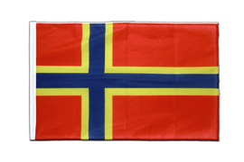New Orkney - Sleeved Flag PRO 2x3 ft