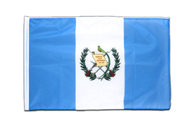 Guatemala - Sleeved Flag PRO 2x3 ft
