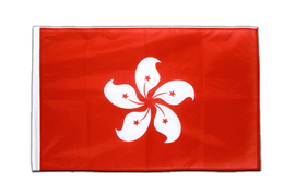 Hong Kong - Sleeved Flag PRO 2x3 ft
