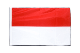 Indonesia - Sleeved Flag PRO 2x3 ft