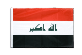 Iraq 2009 - Sleeved Flag PRO 2x3 ft