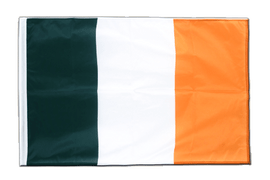 Sleeved Ireland Flag PRO - 2x3 ft