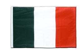 Italy - Sleeved Flag PRO 2x3 ft
