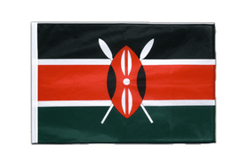 Sleeved Flag PRO Kenya - 2x3 ft