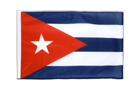 Cuba - Sleeved Flag PRO 2x3 ft
