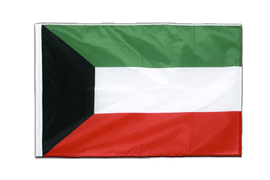 Kuwait - Sleeved Flag PRO 2x3 ft
