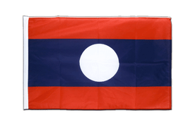 Laos - Sleeved Flag PRO 2x3 ft