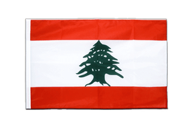 Lebanon - Sleeved Flag PRO 2x3 ft