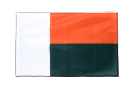 Madagascar - Sleeved Flag PRO 2x3 ft