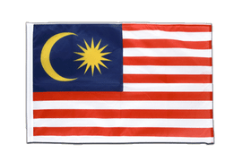 Malaysia - Sleeved Flag PRO 2x3 ft