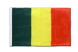 Sleeved Mali Flag PRO - 2x3 ft