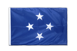 Micronesia - Sleeved Flag PRO 2x3 ft