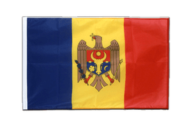 Moldova - Sleeved Flag PRO 2x3 ft