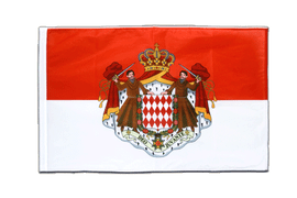 Monaco - Sleeved Flag PRO 2x3 ft
