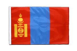 Sleeved Mongolia Flag PRO - 2x3 ft