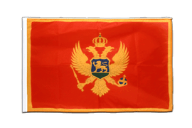 Montenegro - Sleeved Flag PRO 2x3 ft